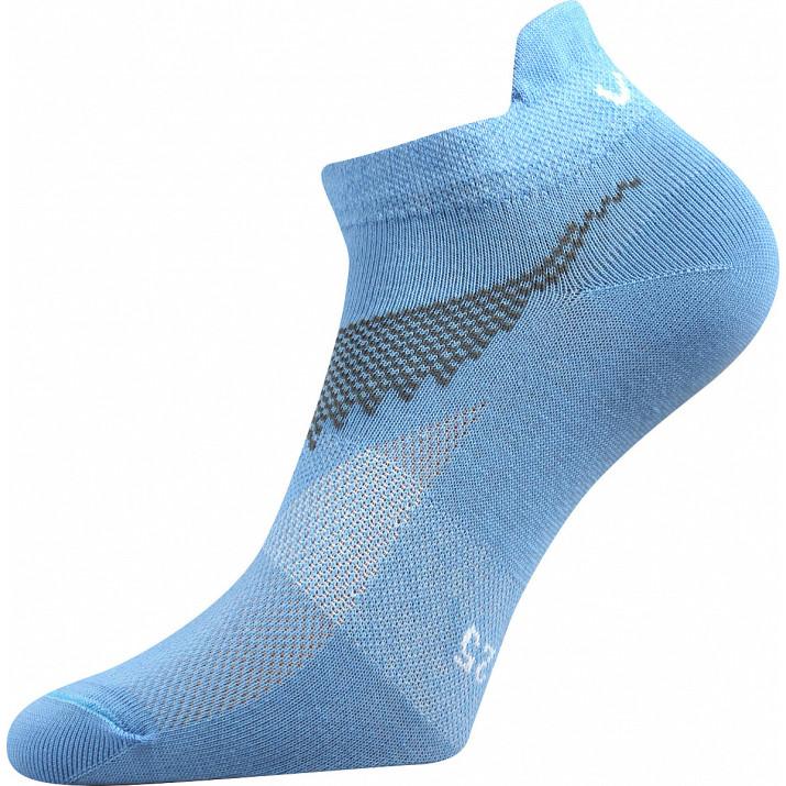 Barevné ponožky Iris světle...
