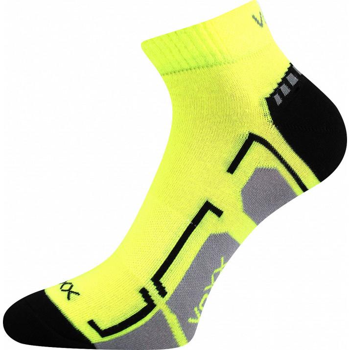 Barevné ponožky Flash neon...