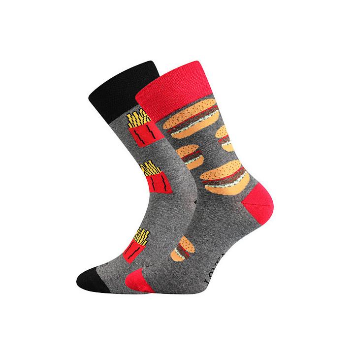 Barevné ponožky Doble D...