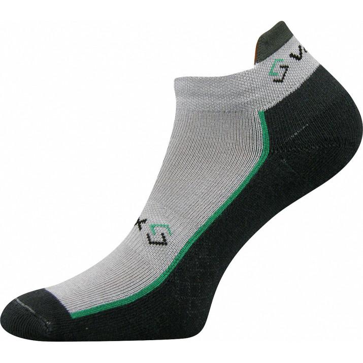 Ponožky Locator A světle šedá