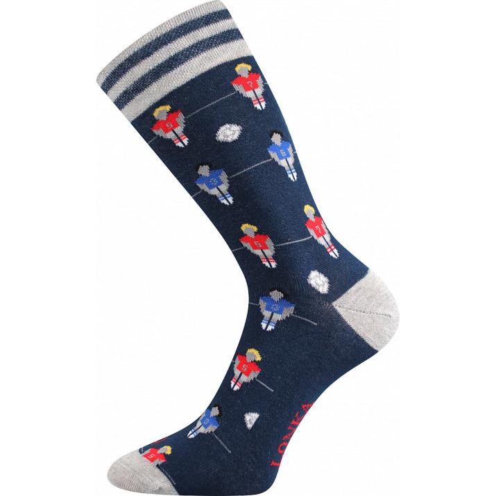 Barevné ponožky Woodoo S2