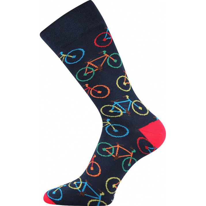 Ponožky barevné Wearel bike S2