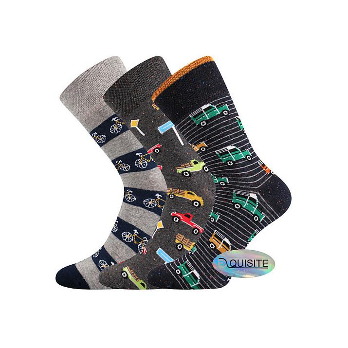 Barevné ponožky Harry B 3 páry