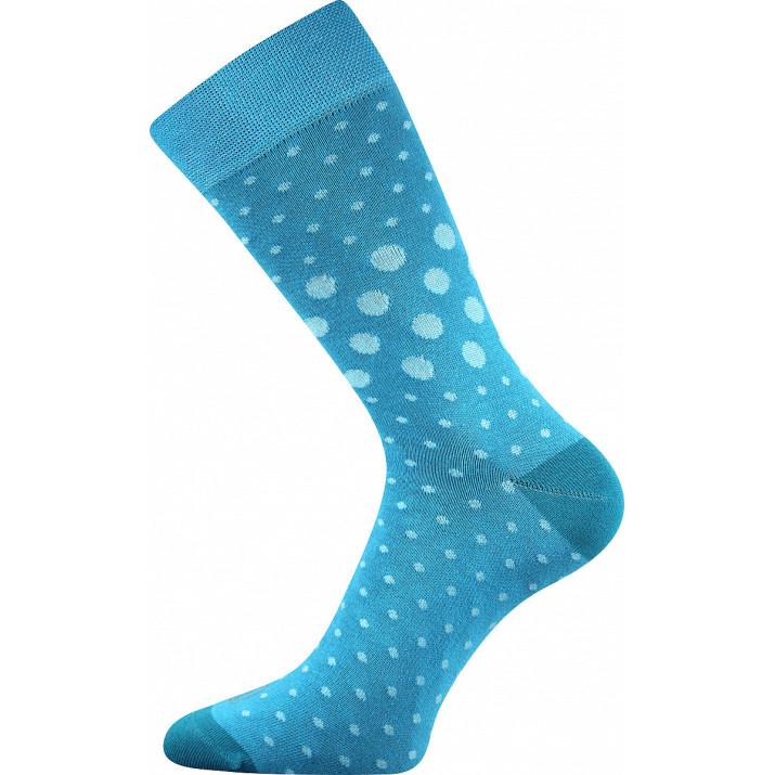 Ponožky Wearel puntíky modré