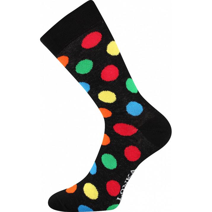 Barevné ponožky Woodoo H...