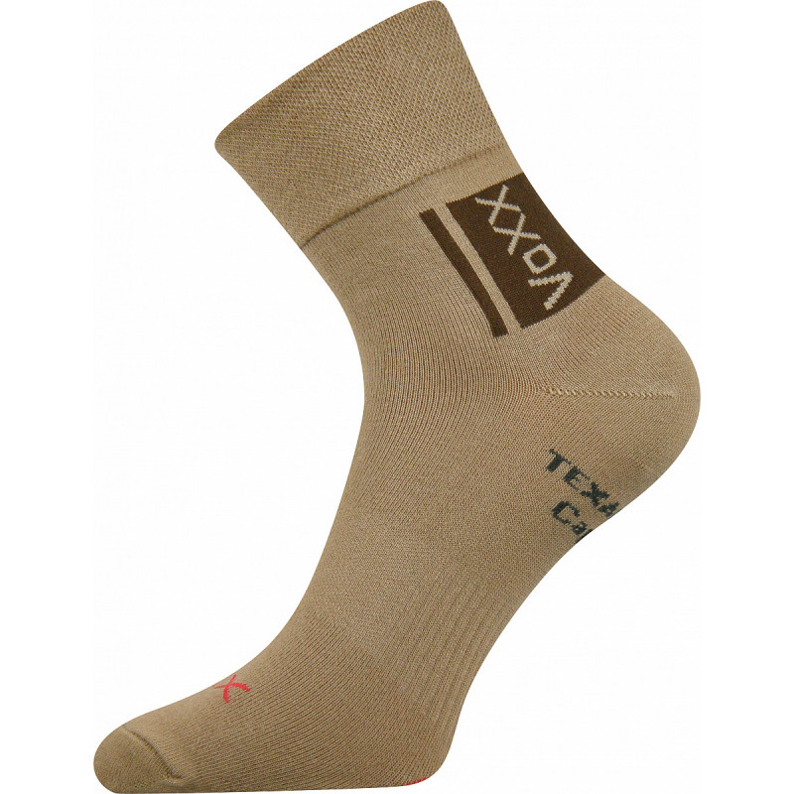 Ponožky Optifan béžová
