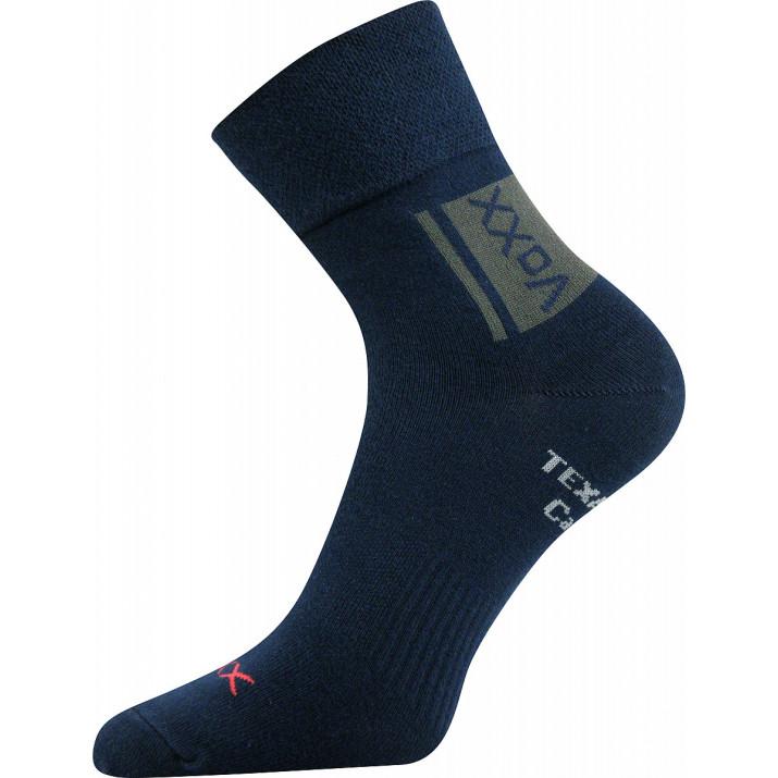 Ponožky Optifan tmavě modrá