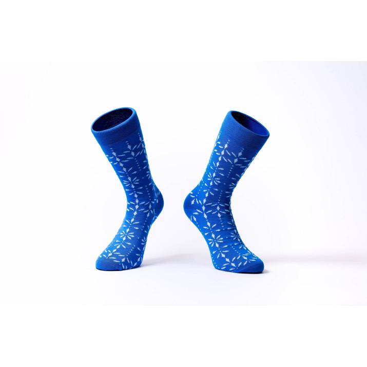 Barevné ponožky Soxit Blue...