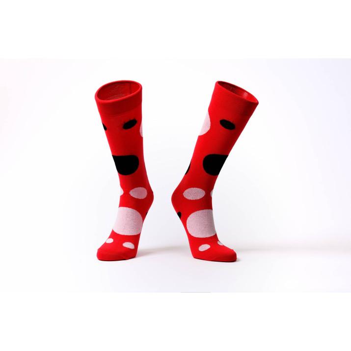 Barevné ponožky Soxit Space...
