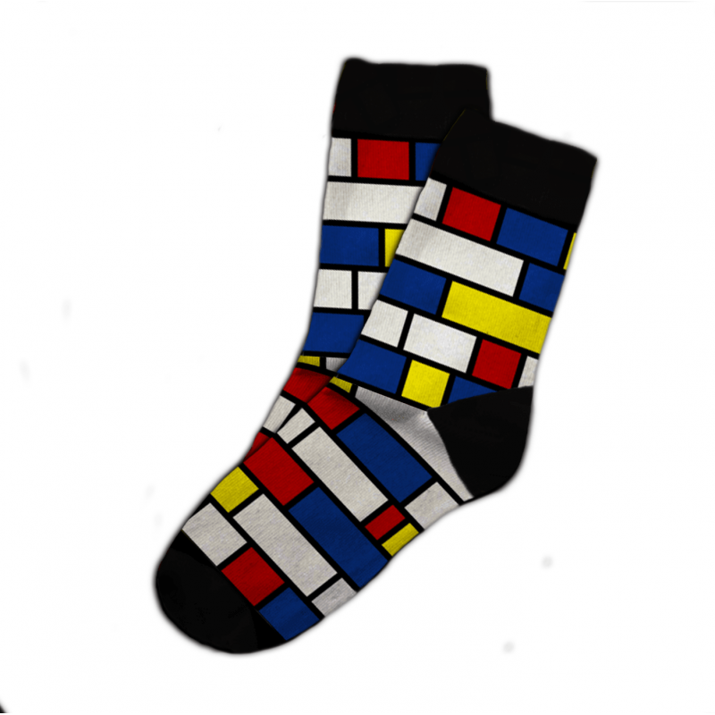 Dětské barevné ponožky...