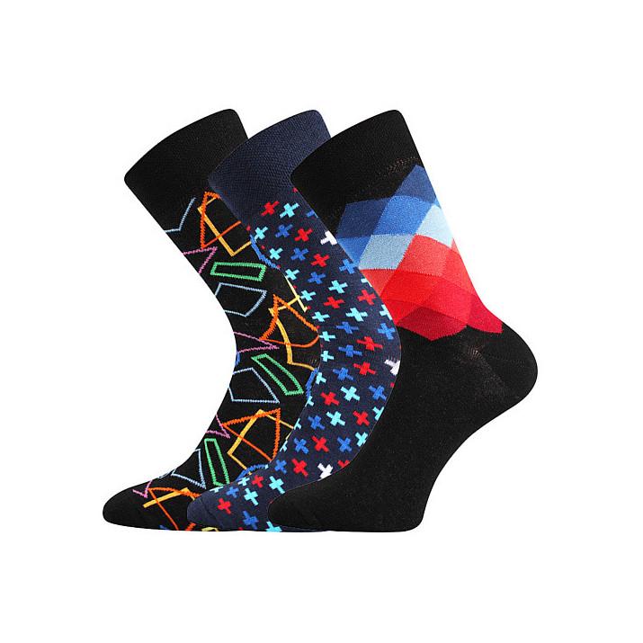Barevné ponožky Dimage mix...